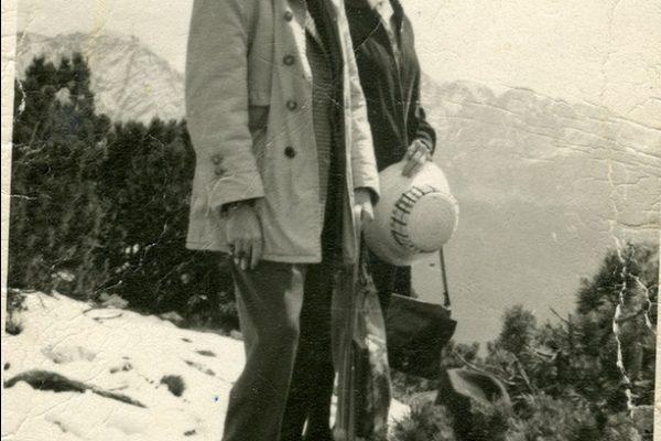 Mici néni harmadik férjével