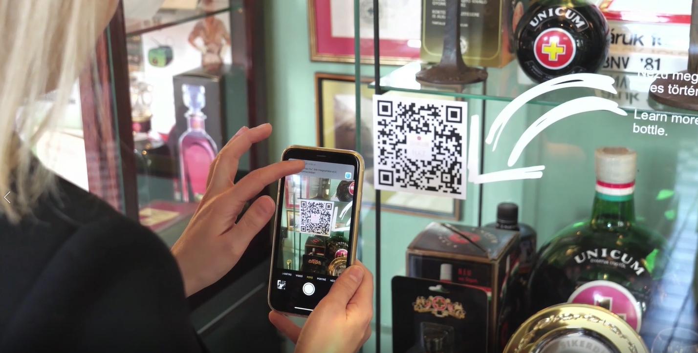 Digitális élmény az Unicum Házban